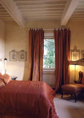 Villa Spagnola-Camera matrimoniale3 - Marina di Bordila