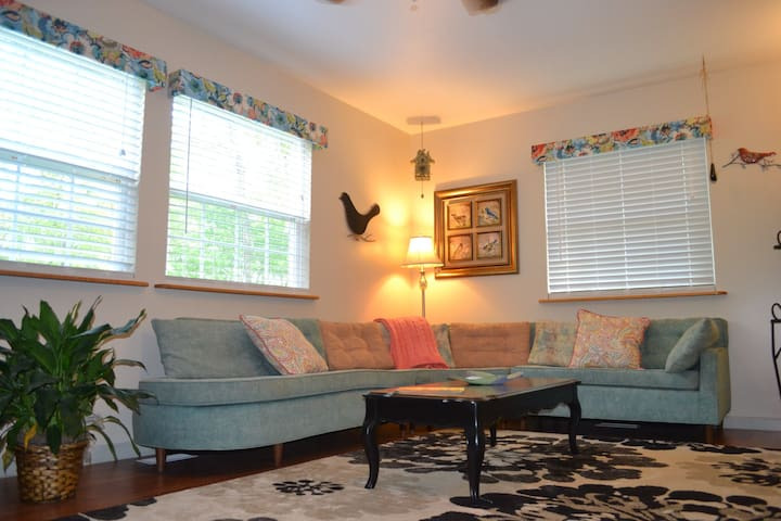 The bird House Vacation Rental - Dunlap