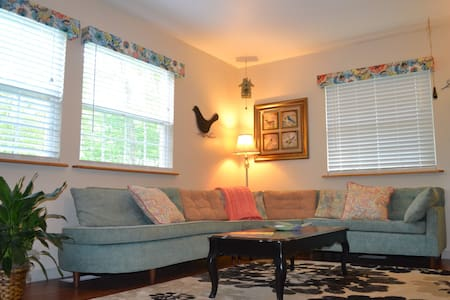 The bird House Vacation Rental - Dunlap - Ev