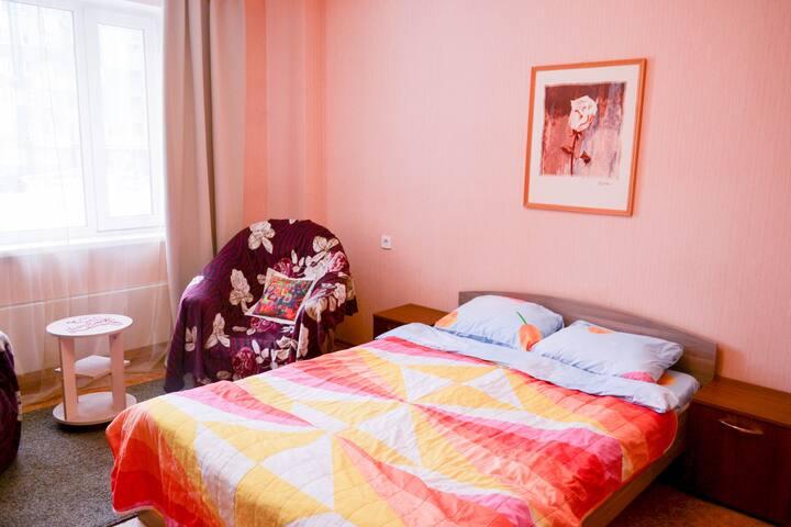 Уютная квартира в р-не Ниж. Ярмарки - Nizhnij Novgorod - Lakás