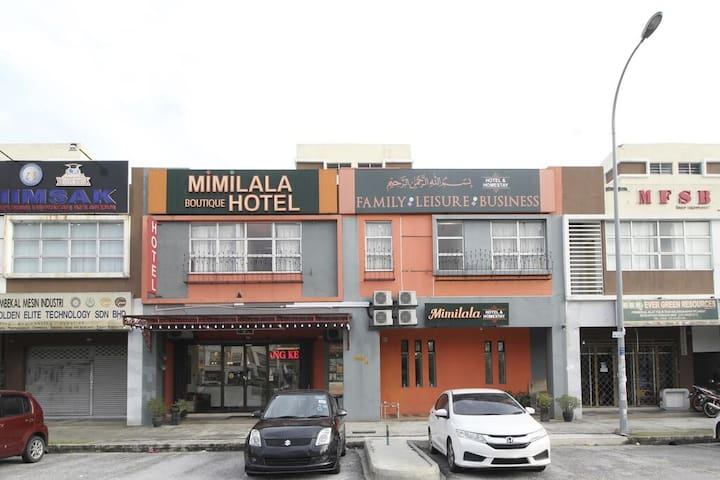 Comfy Stay at Mimilala Boutique Hotel