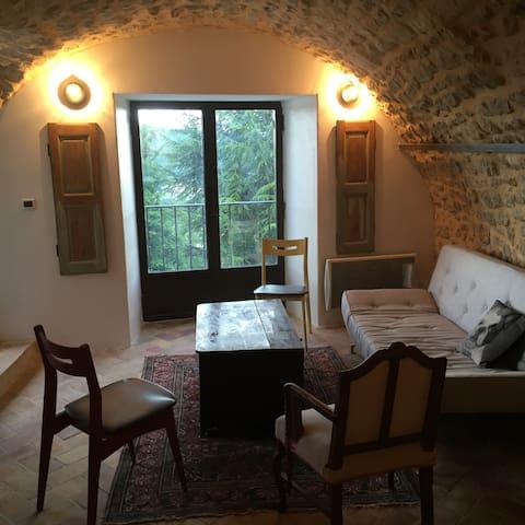Beau studio au Coeur du Luberon. - Saint-Michel-l'Observatoire