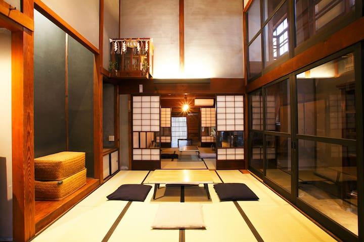 Craftmen's Inn KAJI, Sanjo, Niigata - Sanjō-shi - Hus