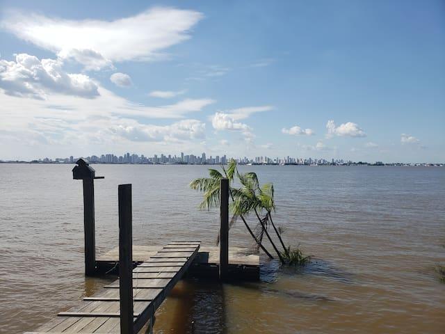 Experiência ribeirinha na ilha do Combu - Belém