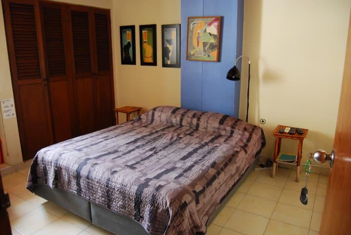 Lovely room near Cartagena walled city