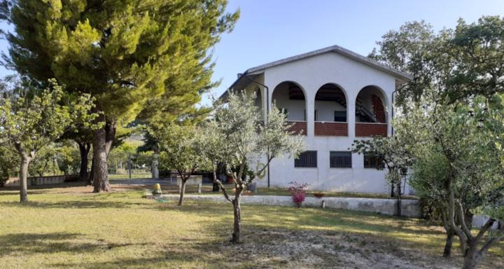 Villa Danila al Conero tra Mare e Natura