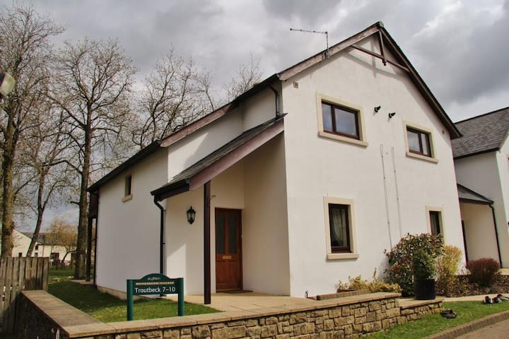 WHITBARROW HOLIDAY VILLAGE Troutbeck Cottage 7