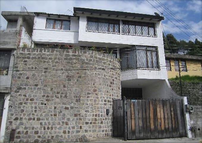 Alojamiento en el centro de Quito