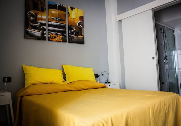 B&B Interno 10YELLOW. Siracusa in Vintage