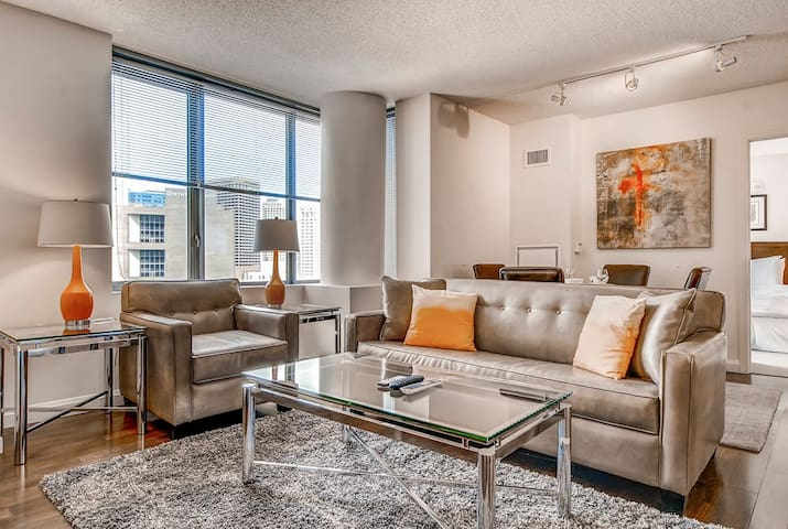 Ultra LUX 2 Bed Apt in Downtown Boston - Boston - Apartment