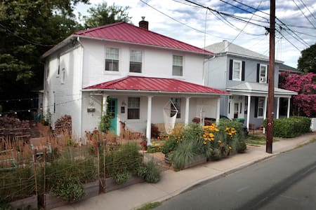 5 Min Walk Downtown - Charlottesville - House