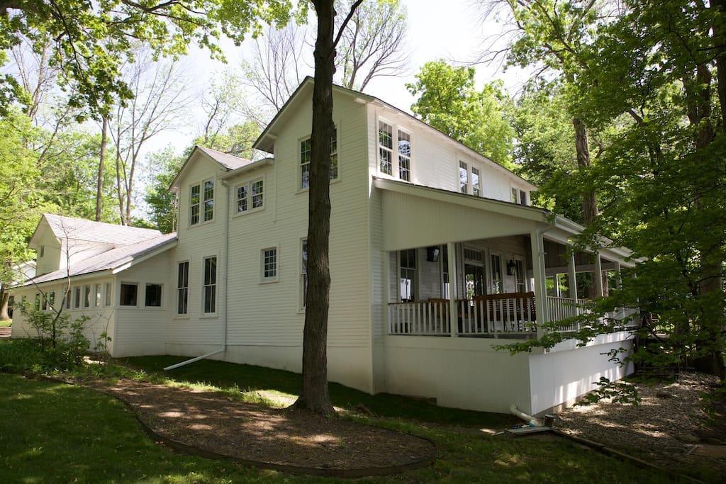 The Vonnegut House
