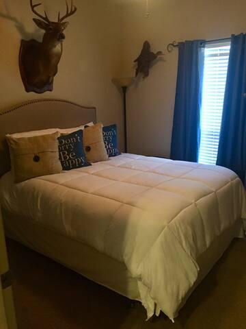 Cozy Bed & Bath Near LSU & L'auberge Casino