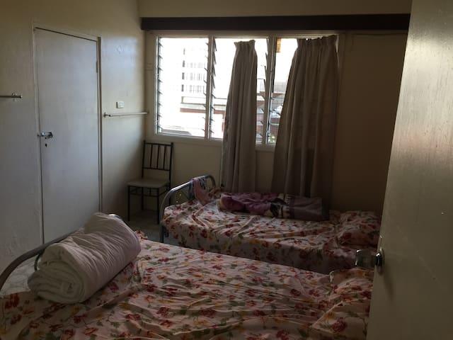 独立房间,斐济生活