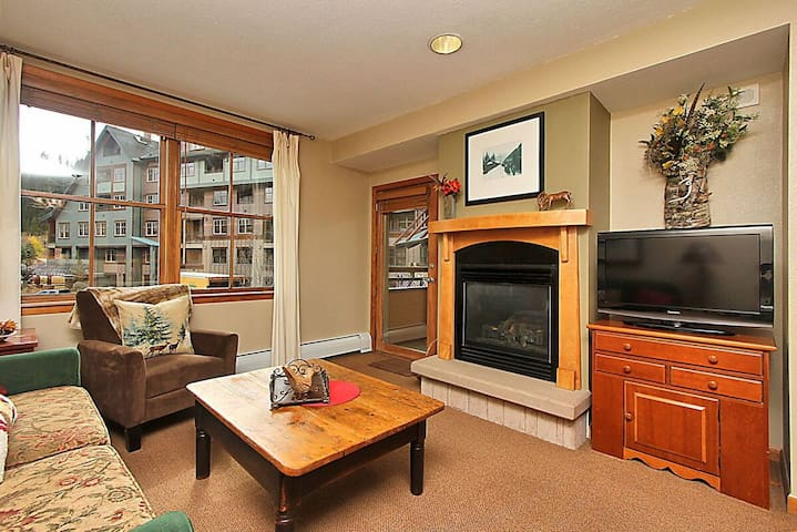2nd Floor Condo | Right On Slopes! | A++ Amenities