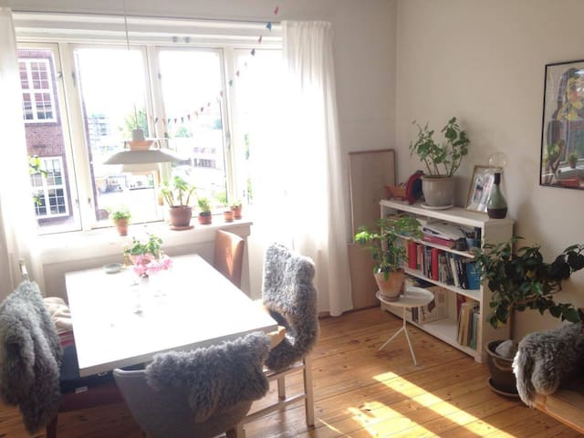 Lovely 2 room apartment in the heart of Nørrebro