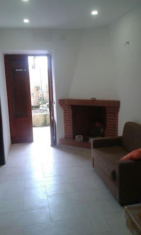 Appartamento Roccamonfina centro