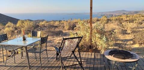Cabaña en Parcela Playa Cascabeles