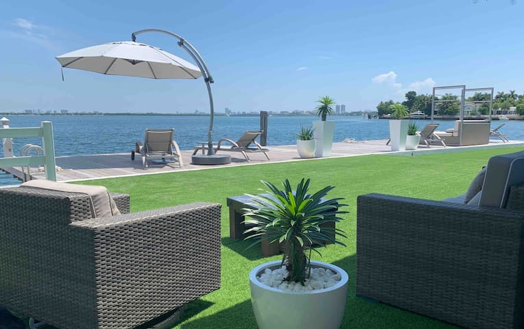 Venetian Island paradise with unimaginable views