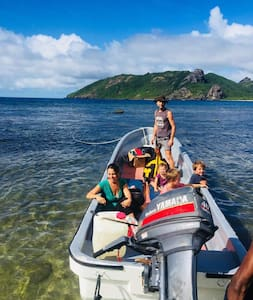 Yasawa Transport/AIRPORT/ National Park/STOPOVER