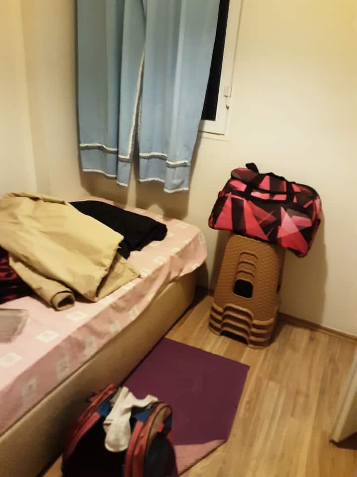 Atakent'in göbeğindeki güvenli oda