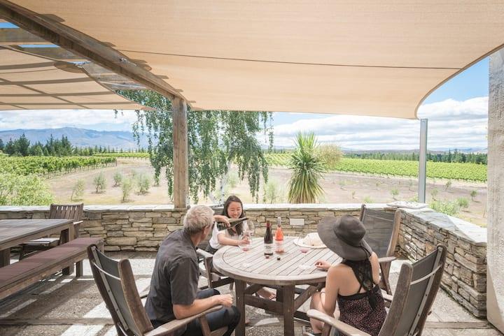 Grey Ridge Vineyard Suite: wines-vines-luxury.