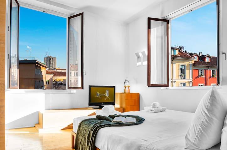 Exclusive cozy apartment in Brera