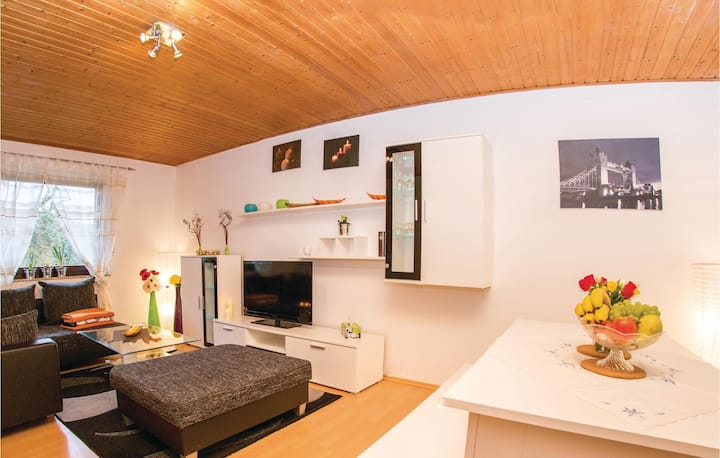 Holiday apartment with 3 bedrooms on 80m² in Frankenau