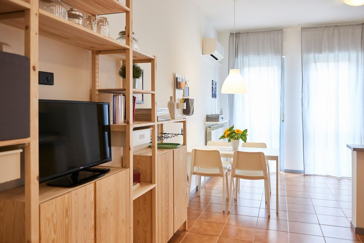 Stanza Studio In Casa brescia holiday rentals & homes - lombardy, italy | airbnb