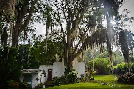 Double room: Finca Miraflores Hostal. - Villa