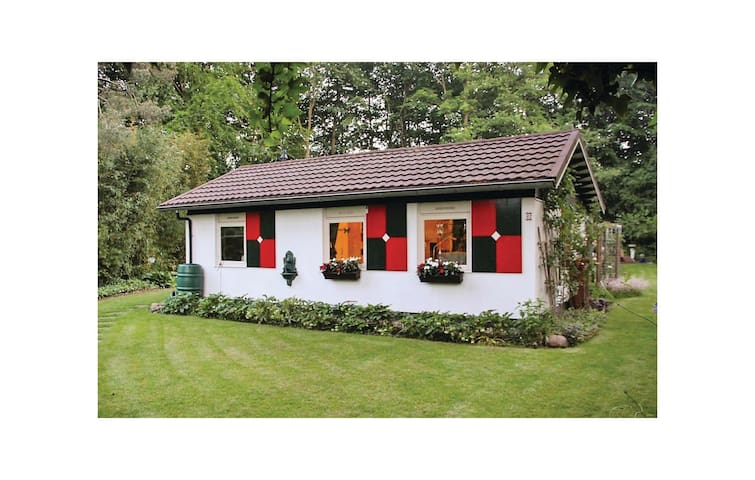 Holiday cottage with 1 bedroom on 44m² in Exloo