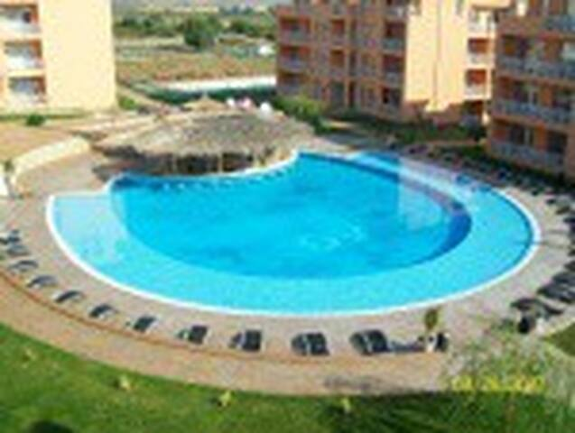 Apartamenty Sunny Day 6 - Sunny Beach - Apartament