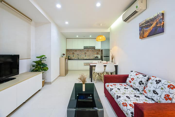 WOW Decor-1 BR in Center | HoLo Alex Saigon 7B-4B