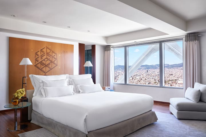 Hotel Arts Barcelona - One Bedroom Penthouse