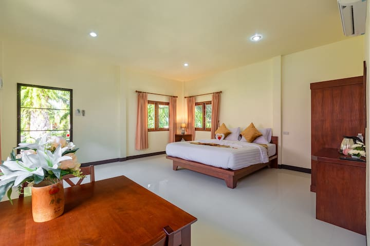 Ao-Nang,Free WIFI,Private Room,Krabi1