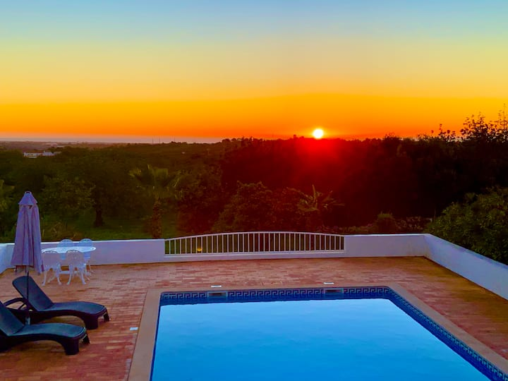 Beautiful House/Dream Location (4)/Pool/Sea View