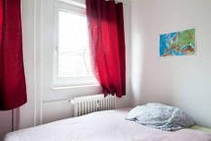 Cosy (WG) room in Neukölln - Berlin