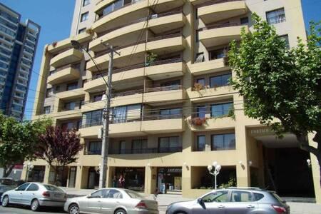 Departamento Cerca del Casino y Playas (c/estac.)