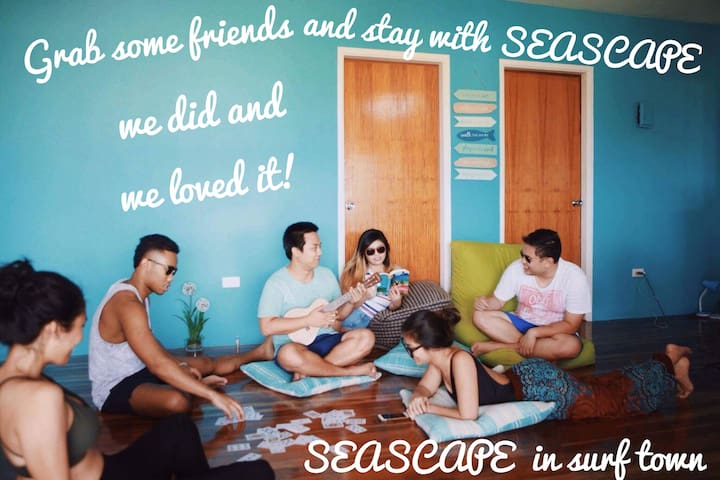 Barkada Bonding at SEASCAPE
