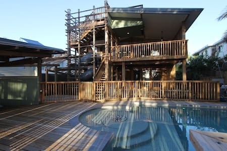 Absolute beachfront - luxury retreat - Yaroomba - 獨棟