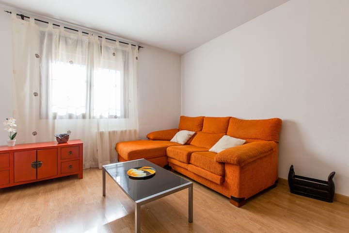 Elegant apartment rural area - Torrelaguna - Daire