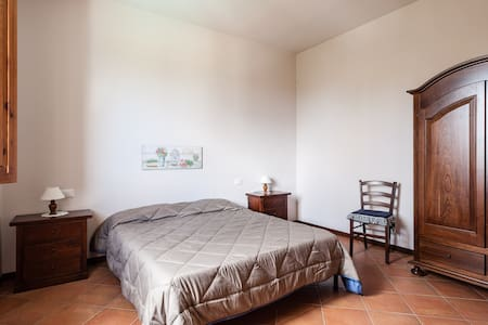 2 rooms apartment with beautiful pool view - San Miniato