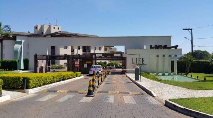 Flat Life Resort- Brasília 4º Andar