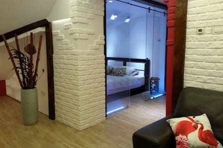 Cozy Bright Apartment w/ free WiFi - Beograd