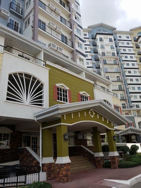 Cebu City - AppleOne Banawa, 1 Bedroom Condo Unit