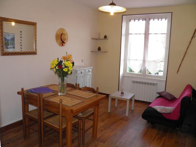 appartement classé 3 étoiles de 45m² Murol. - Murol - Apto. en complejo residencial