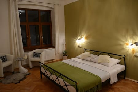 Luxury spa apartment in the city centre - Liberec