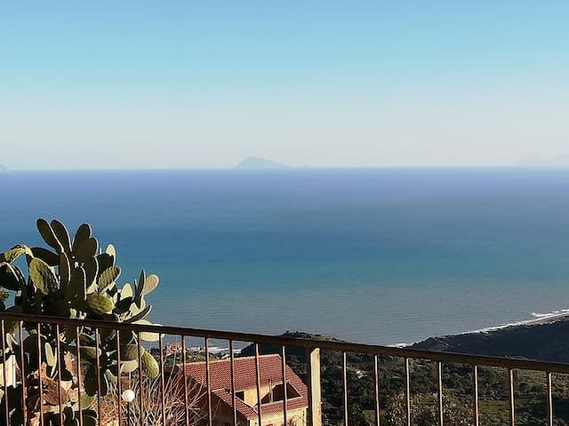 "Stunning view House ""Minneci Giordano"""