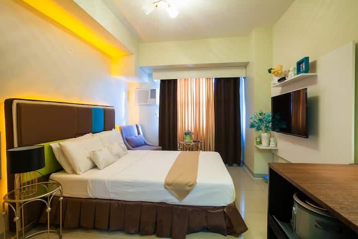 Myra's Bedsit 6 @ Horizons 101 Cebu City