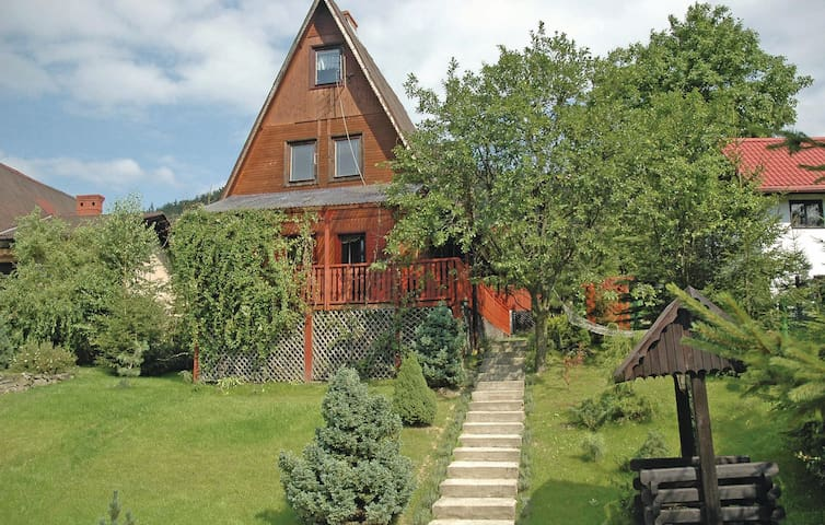 Holiday cottage with 4 bedrooms on 80m² in Milowka